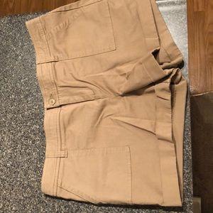 Tommy Hilfiger shorts. Dark Tan